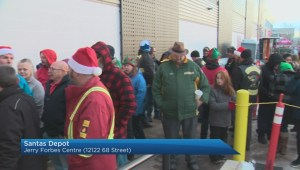 630 CHED Santas Anonymous delivers thousands of gifts to Edmonton kids
